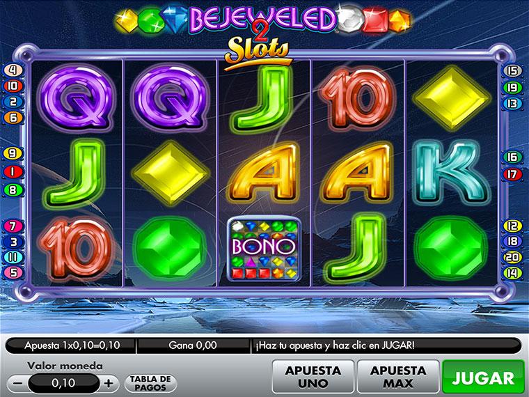 ¡Bejeweled 2 en acción!