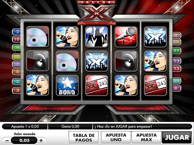 ¡Factor X en acción!